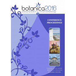 Botanica2016 conference proceedings