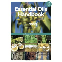 Special botanica2020 offer – Essential Oils Handbook by Didier Pesoni ENGLISH VERSION