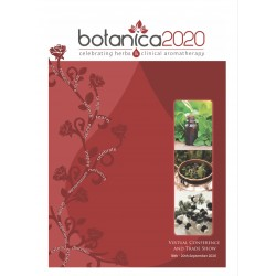 Special botanica2020 offer : Working at the coal face: Advancing aromatherapy through research-informed practice